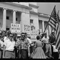 Sixty years later, 'Little Rock Nine' member sees similar hatred in today's politics