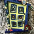 Enchanted Fairy Doors bring miniscule magic to Leu Gardens this summer