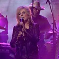 Lucinda Williams plays the Plaza Live tonight