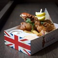 The fish at Gordon Ramsay Fish & Chips stars, but you'll pay a pretty pence for it
