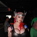 Escape invites you to dress up as your favorite sexy cartoons and comic characters at Backbooth