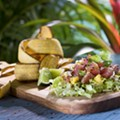 The menu at Universal's Volcano Bay actually looks pretty decent