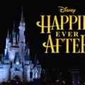 Disney reveals sneak peek at theme song for 'Happily Ever After' firework show