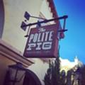 The Polite Pig will open in Disney Springs next week