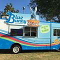 Orlando now has a Blue Bunny ice cream truck