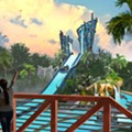 SeaWorld Orlando is building the 'world's tallest river rapid drop'