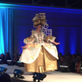 Tier Nightclub gets turned into a runway for OIFW's Fashion EDGE