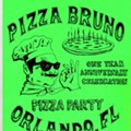 Pizza Bruno celebrates the one-year mark with beer, coffee and clam pie