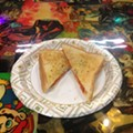 Geek Cheesy dance party offers up free grilled cheese sandwiches at the Geek Easy