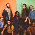 Black Joe Lewis brings the blues and funk to the Social just in time for a hurricane party