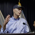 Rick Scott wants generators to be a requirement in Florida nursing homes, whether this happens or not is unclear