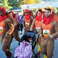 Turkey Trot 5K at Lake Eola puts runners in calorie deficit before Thanksgiving dinner