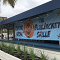 Blue Jacket Grille is now open in the former Smiling Bison spot