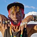 Reggae legend Lee Scratch Perry is coming to Orlando in January