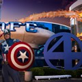 Universal has to be trolling Disney with this new Marvel character dinner