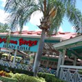 More people took a Lyft to Bahama Breeze than any other Orlando restaurant in 2017