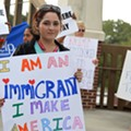 Arrests of undocumented Florida immigrants increased by 75 percent in 2017