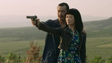 IMAGE COURTESY COHEN MEDIA GROUP - Fan Liao and Tao Zhao in Ash Is Purest White