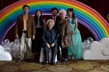 PHOTO COURTESY OF A24 - The Farewell