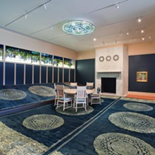 """The Morse's two summer programs focus on interior design and decoration during the late 19th and early 20th centuries. Pictured: The dining room in the permanent exhibition """"Louis Comfort Tiffany's Laurelton Hall."""" - Uploaded by Morse_museum"""