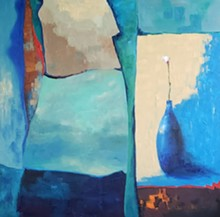 The Blue Vase - Uploaded by Darcy Lindsey