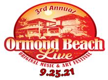 Ormond Beach Live original music & arts festival 2021 - Uploaded by StarrStruck Entertainment
