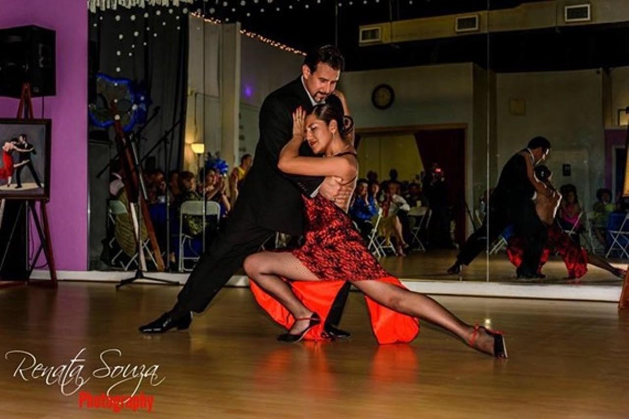 Argentina Strip Dance