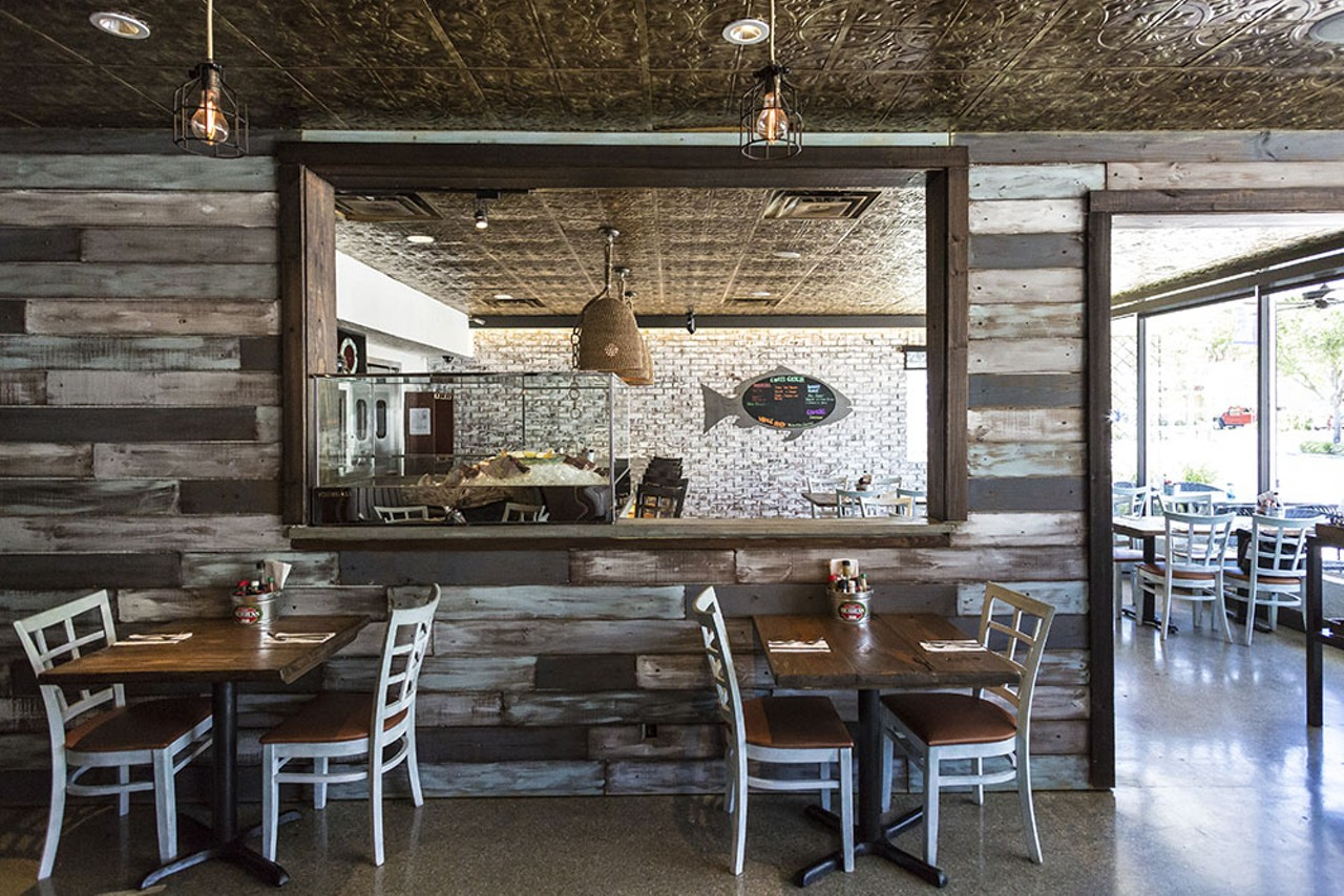 Coastal Kitchen And Bar Winter Park