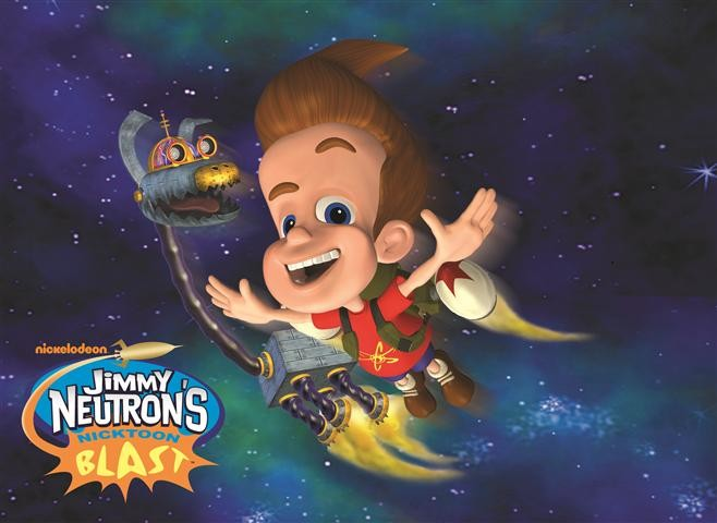 Universal Orlando announced this week the closure of Jimmy Neutron's Nicktoon Blast.
