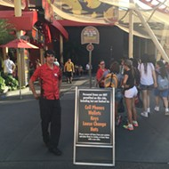 Universal Studios Florida tests metal detectors at Hollywood Rip Ride Rockit roller coaster