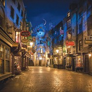 """Universal's Diagon Alley truly earns the """"alternate universe"""" label"""