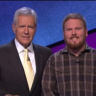 **UPDATE** One of our own on Jeopardy tonight!