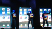 Video: New Blue Man Group Show Previewed at Universal Orlando