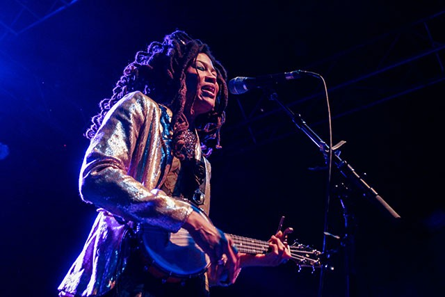 VALERIE JUNE - PHOTO BY CHRISTOPHER KEITH GARCIA