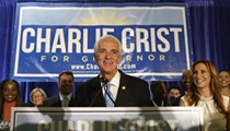 "No alarms and no surprises: Victorious Charlie Crist aims to make Florida ""Scott-free"" (video)"