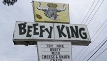 Beefy King to replace iconic sign