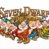 Disney's Seven Dwarfs Mine Train gets its day in the sun