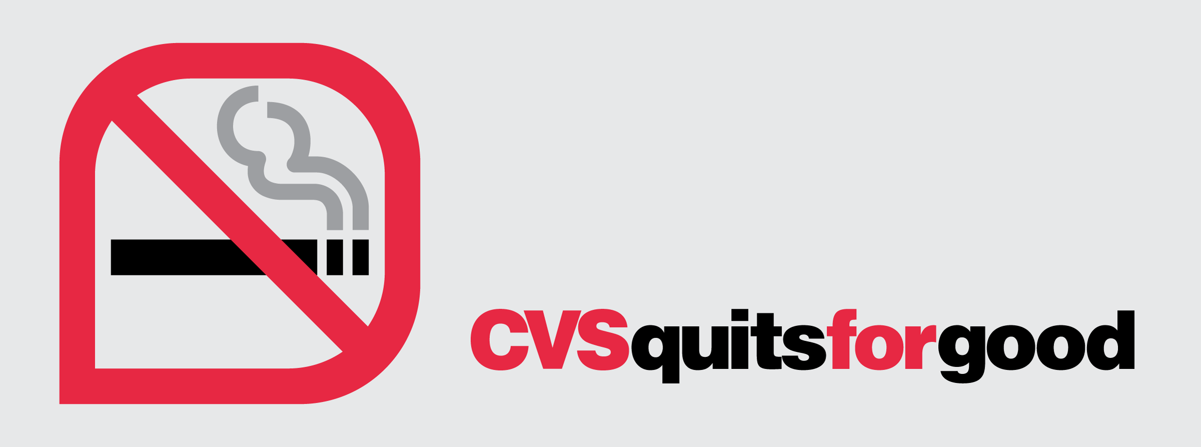cvs quits tobacco for good blogs