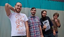 Gainesville band Dikembe featured on Vice (with high praise for Pearl Jam)