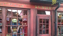 Zonko's has closed at the Wizarding World of Harry Potter