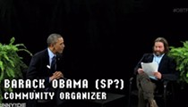 Thank You, Internet: Voluntary vomit, Obama 'Between Two Ferns'