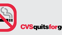 CVS quits tobacco for good
