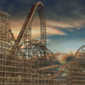 Thank you Internet: cookie-making robots and new rollercoasters