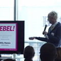 VIDEO: Creative Mornings with Billy Manes, journalism rebel