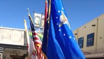 Video and Photo Flashback: Veterans Day Parade at Universal Studios Florida