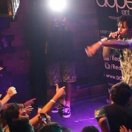 VIDEO: Denzel Curry and Deniro Farrar make Backbooth bow down