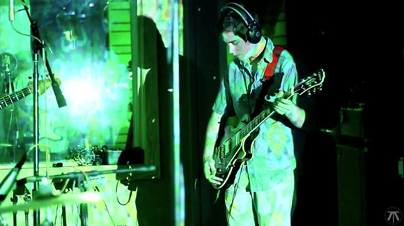 Adam and the Plastic at North Avenue Studios