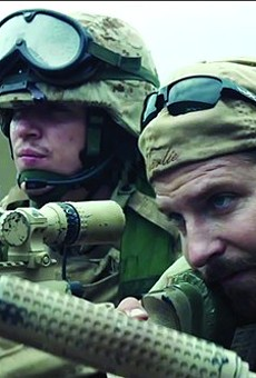 Video: The totally phony baby from 'American Sniper' that everyone's talking about