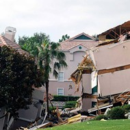 A Florida sinkhole swallows homes, cars, a pool: Remembering the Winter Park sinkhole.