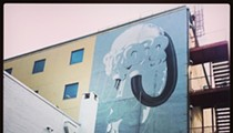 Vimeo by Carlos Amoedo of Mark Gmehling mural at Snap Space